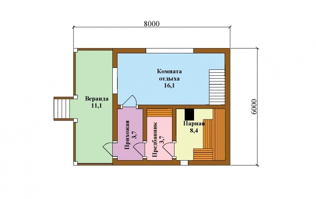 Проект КБ-105