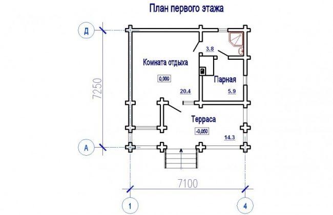 Проект ББ-150