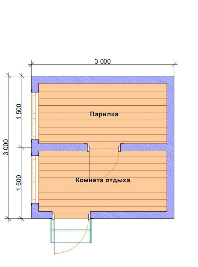 Проект КБ-15