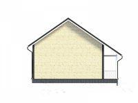 Дом из бревна-118