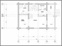 Дом из бревна-62