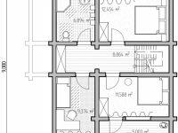 Дом из бревна-128