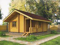 Дом из бревна-48