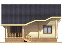 Дом из бревна-148